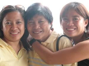 My Mom & 2 Sisters