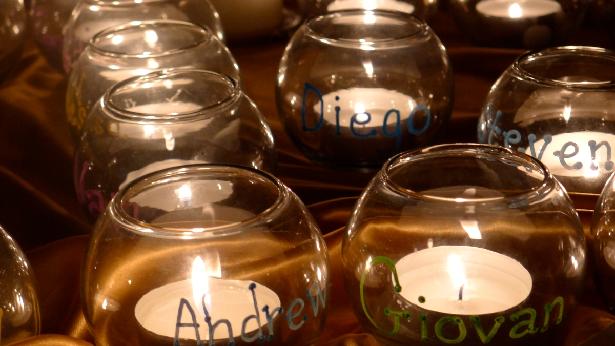 Retreat Candles