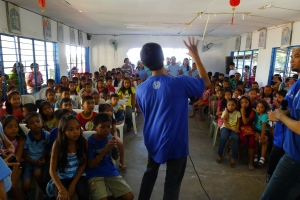 Outreach Program in Montalban, Rizal