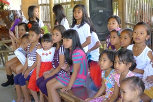 Photo: Fr. Jboy Gonzales SJ. Children from Montalban, Rizal. Disclaimer: Not victims of cyberbullying.