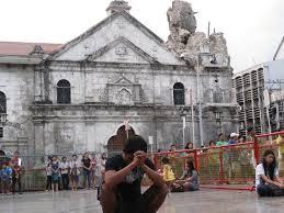 Prayer at the Ruins