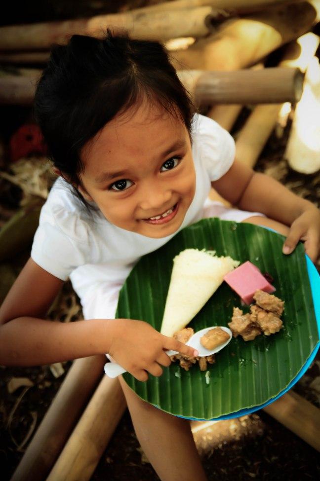 Photo by Bok Pioquid, Ateneo HS' Christian Service Involvement Program