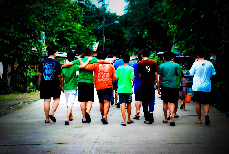 Photo by Bok Pioquid, CSIP, Ateneo High School
