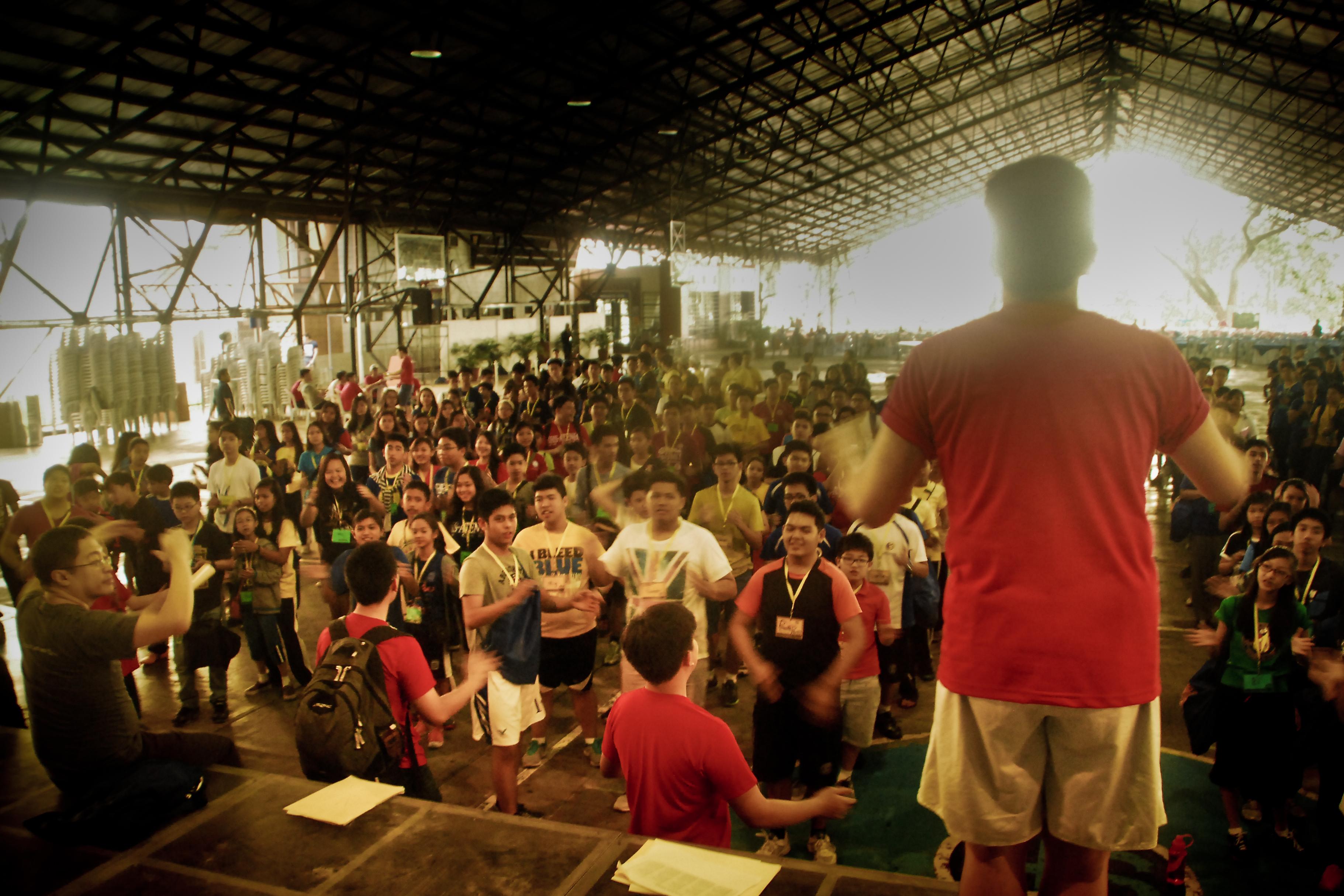 Photo by Bok Pioquid, CSIP, Ateneo HS