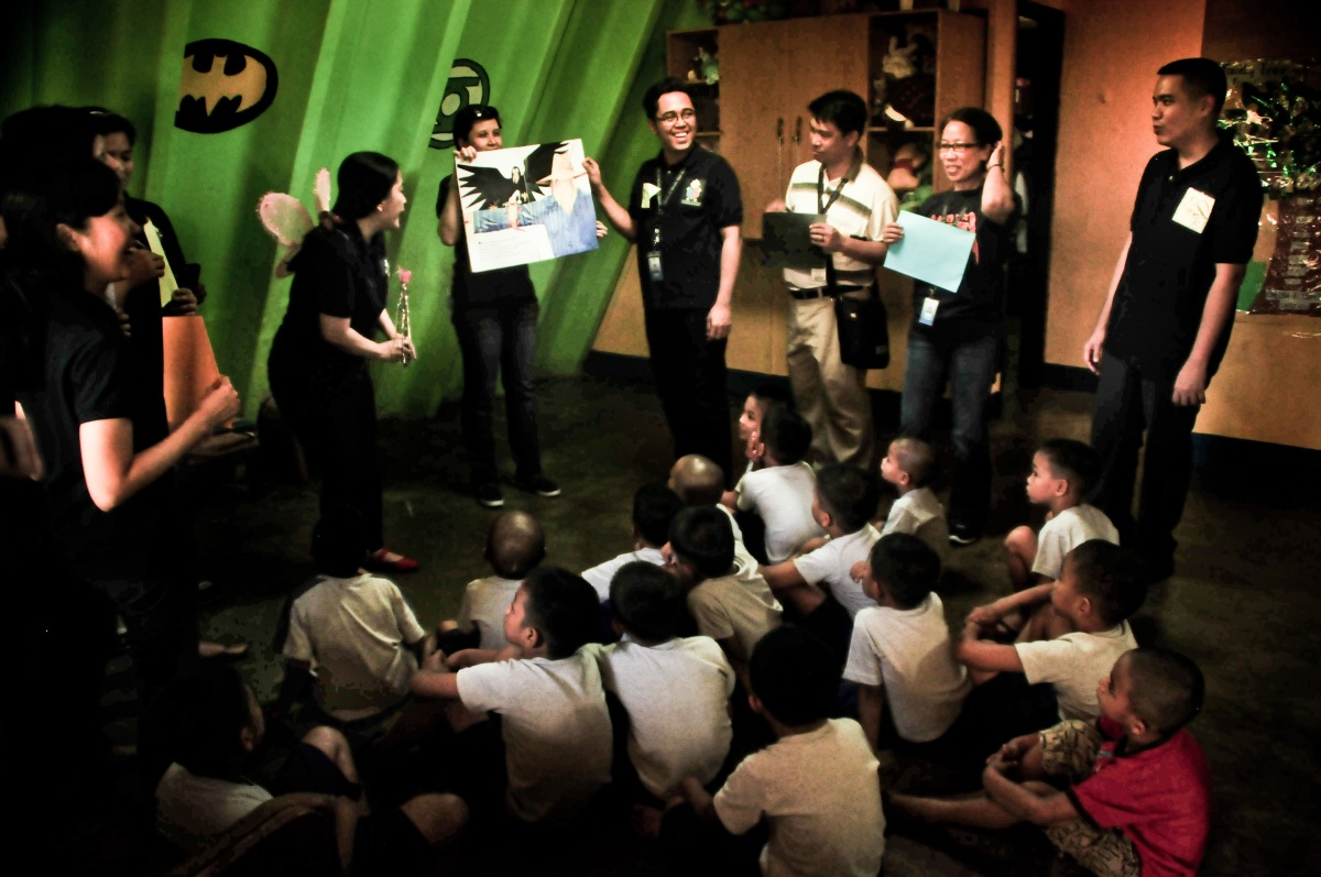 Photo by Bok Pioquid, CSIP, Ateneo HIgh School.