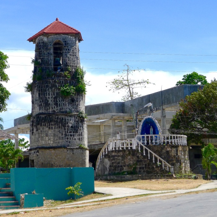 The bell tower of St. Francis of Assisi Church in the town of Siquijor, Siquijor. Photo: Fr. Jboy Gonzales SJ