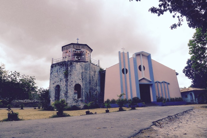 I love the old bell tower of the St. Augustine of Hippo Parish, San Juan, Siquijor. Photo: Fr. Jboy Gonzales SJ