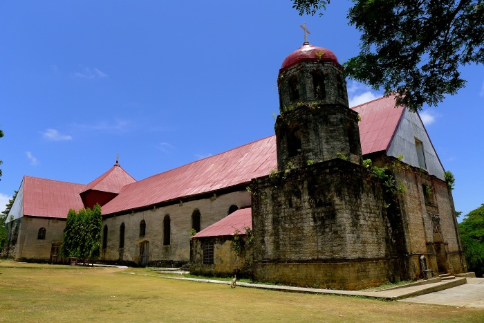 The bell tower of the San Isidro Labrador Church, Lazi, Siquijor. Photo: Fr. Jboy Gonzales SJ