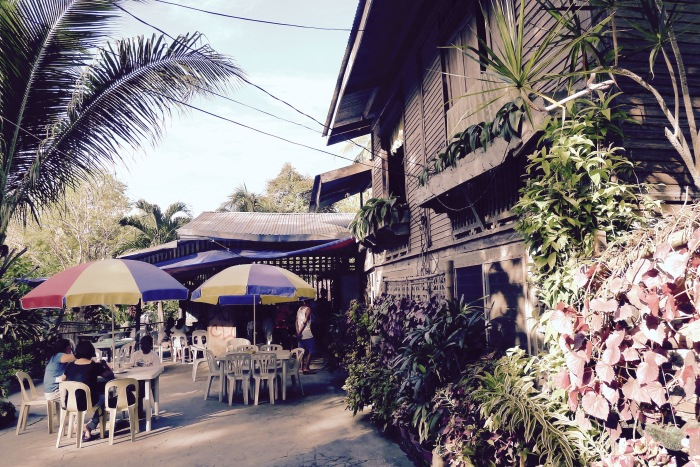 A small halo-halo place in Larena, Siquijor. Photo: Fr. Jboy Gonzales SJ