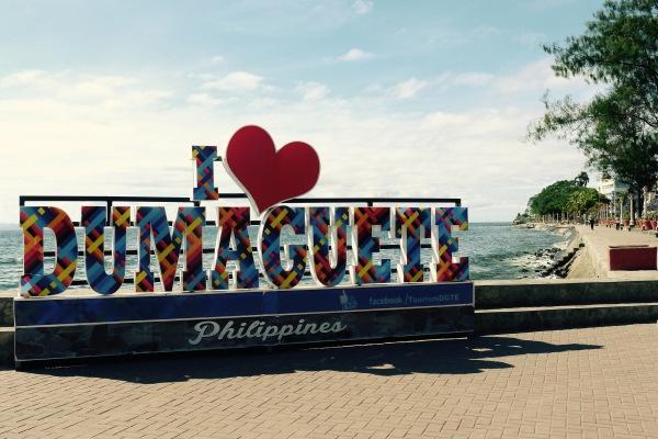 Rizal Boulevard, Dumaguete City Photo: Fr. Jboy Gonzales SJ