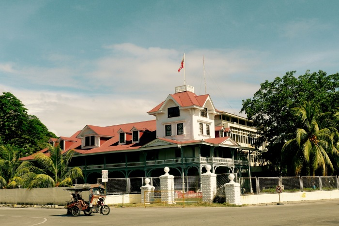 Silliman University, Dumaguete City. Photo: Fr. Jboy Gonzales SJ