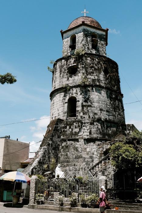The old belfry, Dumaguete City. Photo: Fr. Jboy Gonzales SJ