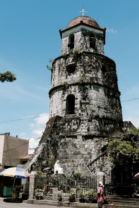 The old belfry, Dumaguete City. Photo: Fr. Jboy Gonzales SJ