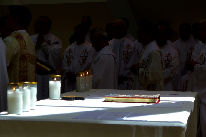 The Sacramentary. Photo: Fr. Jboy Gonzales SJ