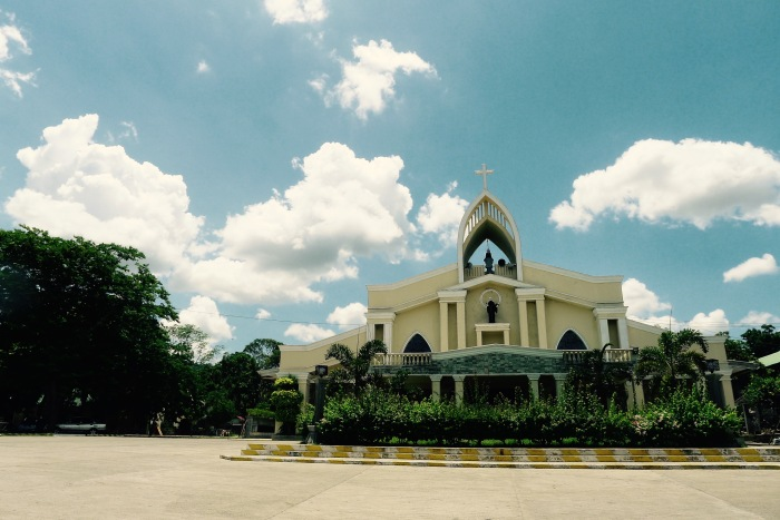 San Geronimo Church, Talisay, Batangas. Photo: Jboy Gonzales SJ