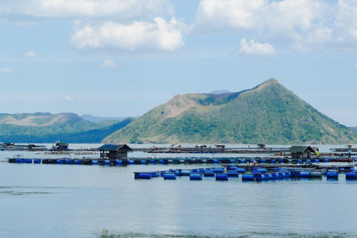 Taal Volcano, Laurel, Batangas. Photo: Jboy Gonzales SJ