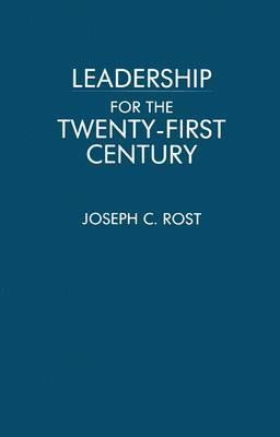 Joseph C. Rost's book, Leadership in the 21st Century, is a recommended book for leadership enthusiasts. Good read.