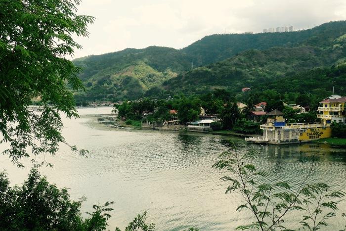 The coast of Caloocan, Talisay, Batangas. Photo: Jboy Gonzales SJ