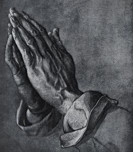 Albrecht Durer's Praying Hands