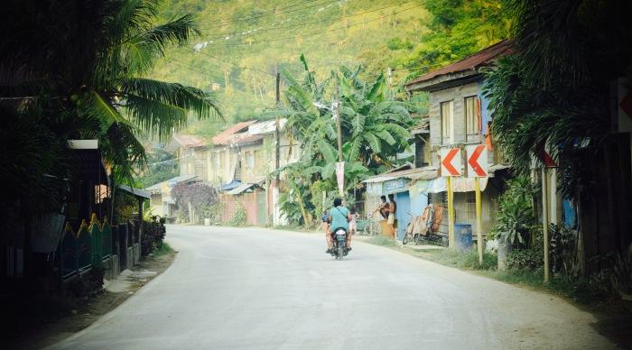 Early morning in Boljoon, Cebu. Photo: Fr. JBoy Gonzales SJ