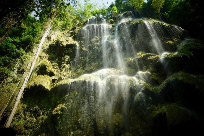 Tumalog Falls. Oslob, Cebu. 23 August 2015 Photo: Fr. Jboy Gonzales SJ