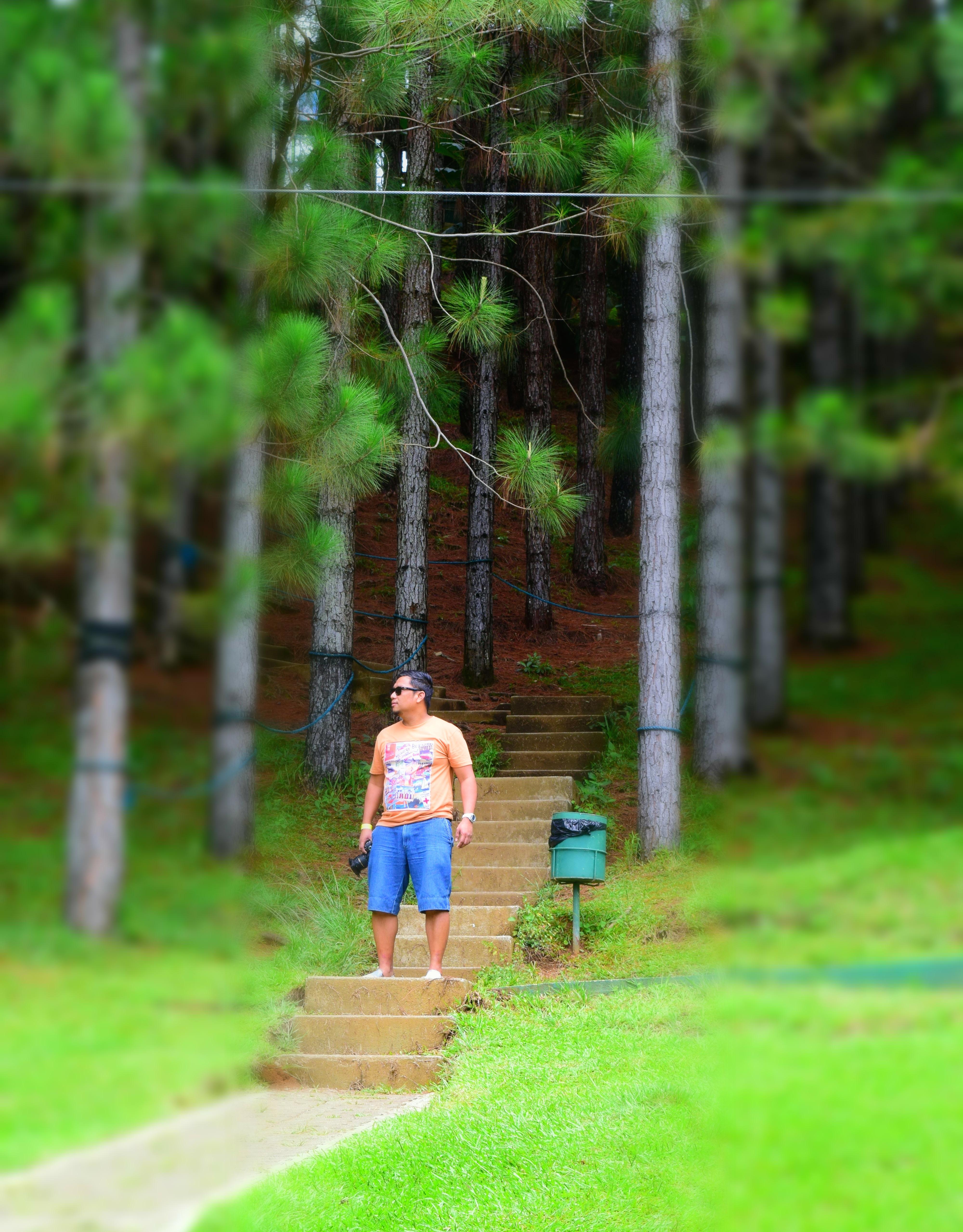 Bok Pioquid to the Pine Forest. PHoto: Fr. Jboy Gonzales SJ