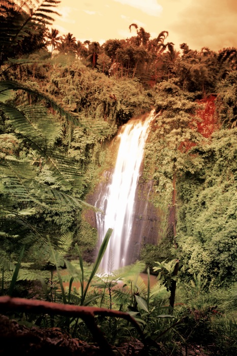 Kisolon Falls, Bukidnon. Photo: Bok Pioquid