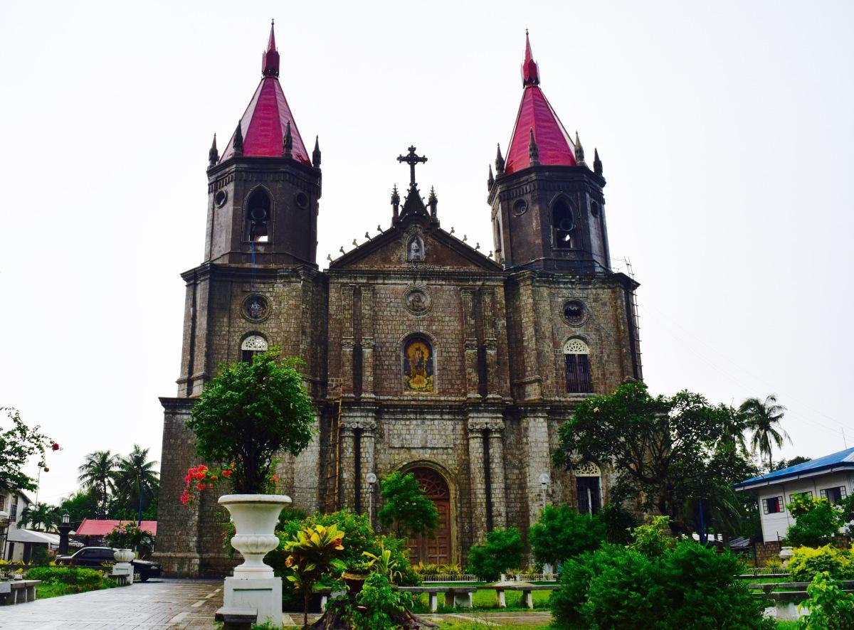 The Parish of Sta. Ana, Molo Church, Iloilo City