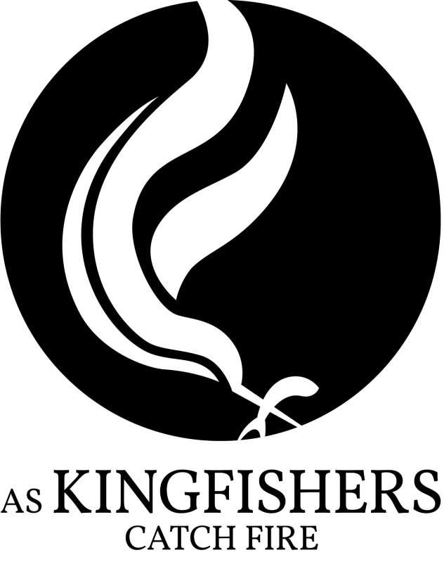 Kingfishers Black